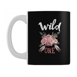 Wild One Girl Mug | Artistshot