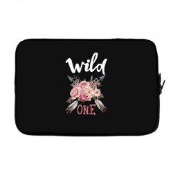 Wild One Girl Laptop sleeve | Artistshot