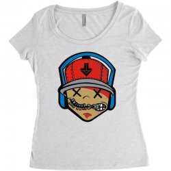 music boy Women's Triblend Scoop T-shirt | Artistshot