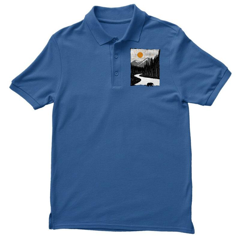 Wild Men's Polo Shirt | Artistshot