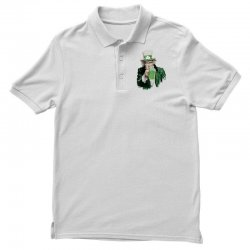 st patricks day  uncle sam Polo Shirt | Artistshot