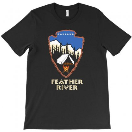 Oakland Feather River Camp T-shirt Designed By Aheupote