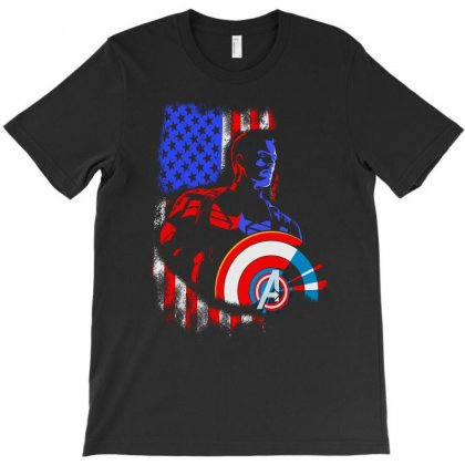 I'm The Captain In The War T-shirt Designed By Aheupote