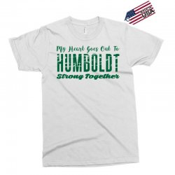 My Heart Goes Out To HUMBOLDT Strong Together Exclusive T-shirt | Artistshot