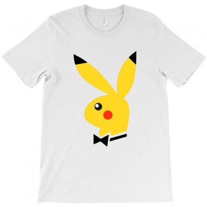 Pokemon Playboy T-shirt Designed By Danscollection