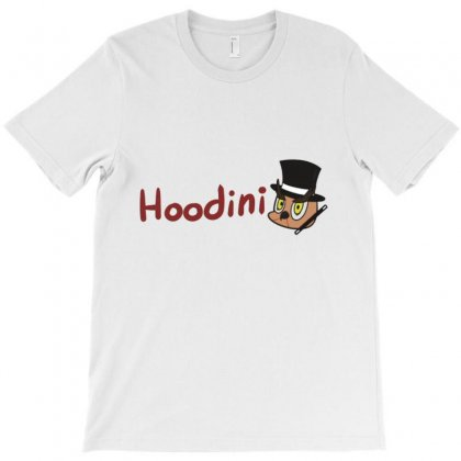 The Hoodini T-shirt Designed By Danscollection