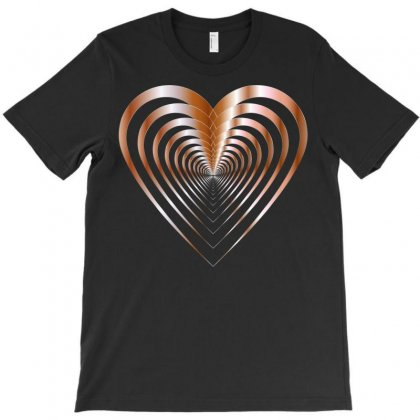 Love Led T-shirt Designed By Branded