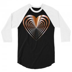 love led 3/4 Sleeve Shirt | Artistshot