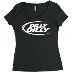 Dilly Dilly Women's Triblend Scoop T-shirt | Artistshot