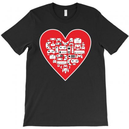 Love Games T-shirt Designed By Danielart