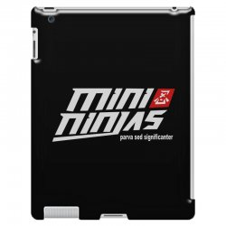 minininjas iPad 3 and 4 Case | Artistshot