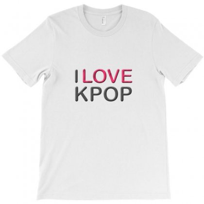 Love Pop T-shirt Designed By Love