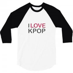 love pop 3/4 Sleeve Shirt | Artistshot