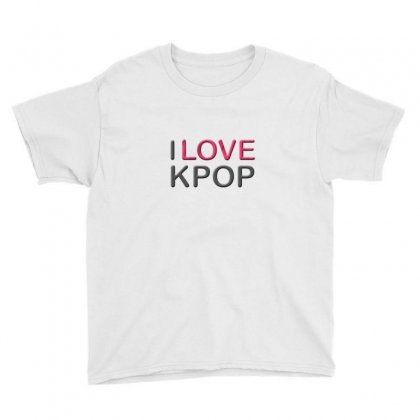 Love Pop Youth Tee Designed By Love