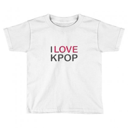 Love Pop Toddler T-shirt Designed By Love