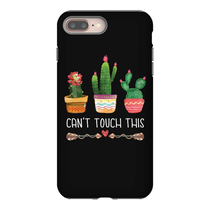 buy online 57f26 d13cb Cactus Iphone 8 Plus Case. By Artistshot