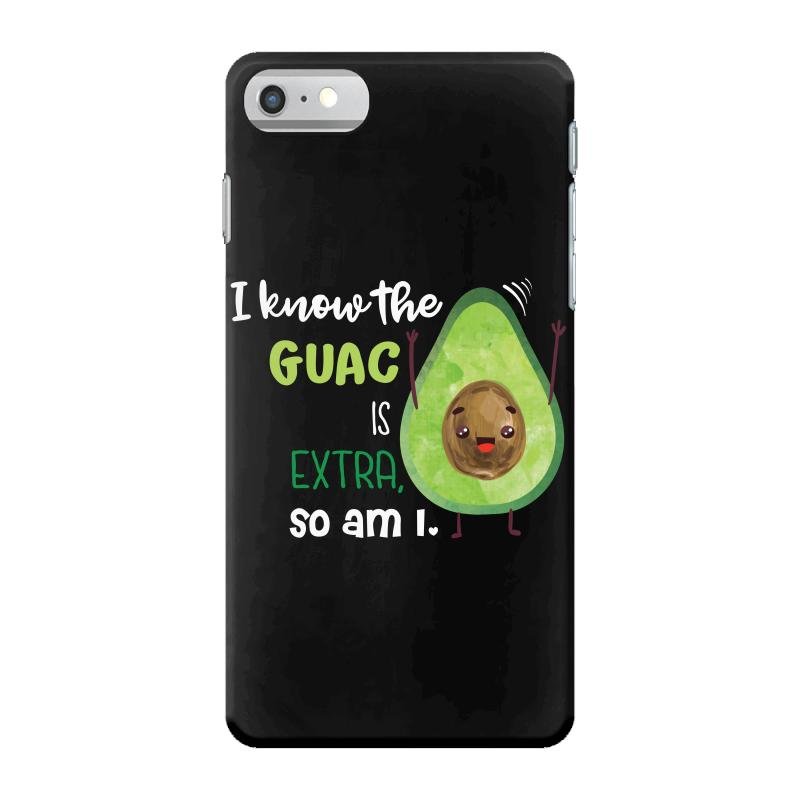 iphone 7 avocado case