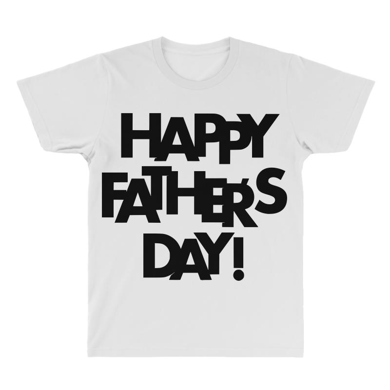 37212aaae Custom Happy Father's Day All Over Men's T-shirt By Sbm052017 ...
