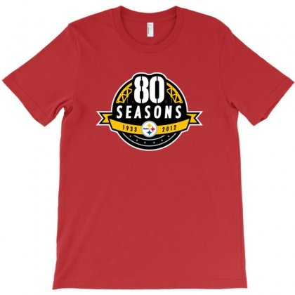 80 Seasons T-shirt Designed By Danscollection