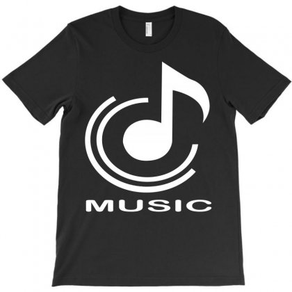 Music3 T-shirt Designed By Igun