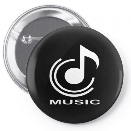 Music3 Pin-back Button Designed By Igun