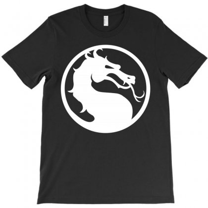Mortal Combat T-shirt Designed By Igun