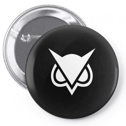 Owl Pin-back Button Designed By Igun