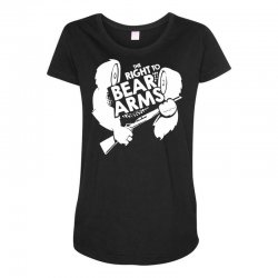 the right to bear arms Maternity Scoop Neck T-shirt | Artistshot