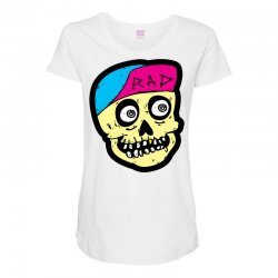 Radiskull Maternity Scoop Neck T-shirt | Artistshot