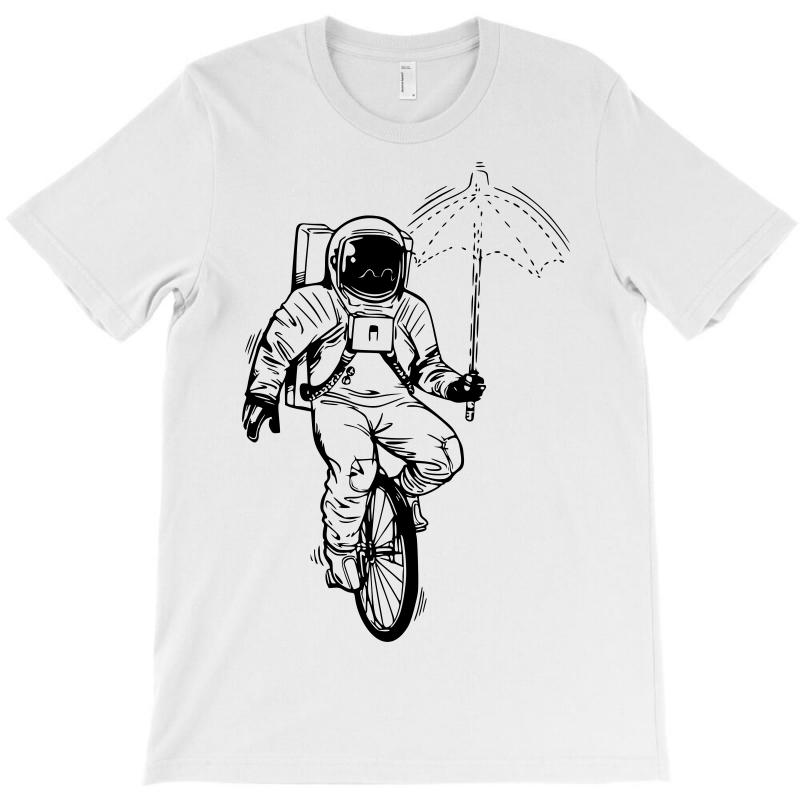 fb021f053 Custom Astronaut T-shirt By Sbm052017 - Artistshot