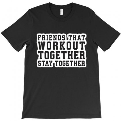 Workout T-shirt Designed By Love