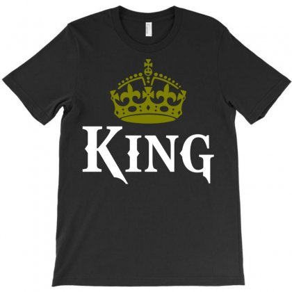 King T-shirt Designed By Killakam