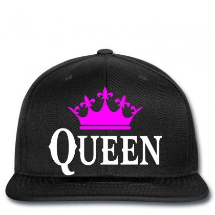 Queen Snapback Designed By Killakam
