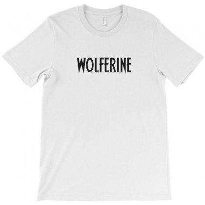 The Wolferine T-shirt Designed By Danielart