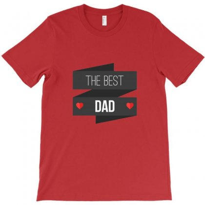 The Best Dad T-shirt Designed By Danscollection
