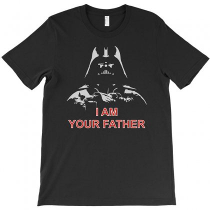 I Am Your Father   Mens Funny T-shirt Designed By Hendada