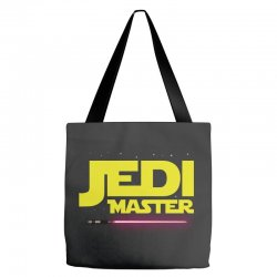 Jedi Master - Jedi In Training Family Matching Tote Bags | Artistshot