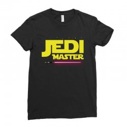 Jedi Master - Jedi In Training Family Matching Ladies Fitted T-Shirt | Artistshot