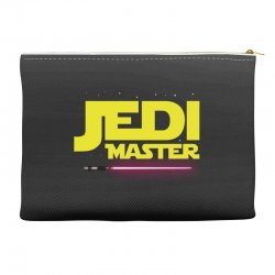 Jedi Master - Jedi In Training Family Matching Accessory Pouches | Artistshot