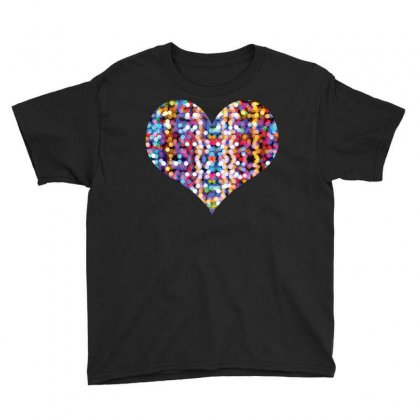 Heart Youth Tee Designed By Bigdlab
