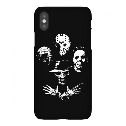 Horror Icons Iphonex Case Designed By Monzart