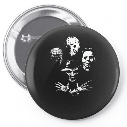 Horror Icons Pin-back Button Designed By Monzart