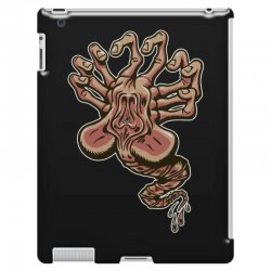in space no one can hear you scream iPad 3 and 4 Case | Artistshot