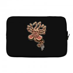in space no one can hear you scream Laptop sleeve | Artistshot