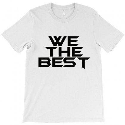 Whe The Best T-shirt Designed By Love