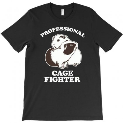 Professional Cage Fighter T-shirt Designed By Monzart