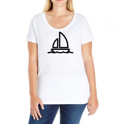 Gassi Ladies Curvy T-shirt Designed By Love