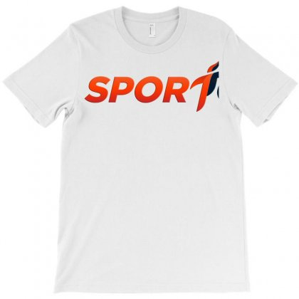 Sport T-shirt Designed By Love