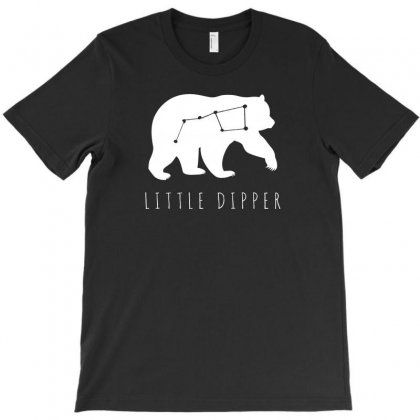 Big Dipper - Little Dipper Family Matching T-shirt Designed By Bigdlab