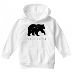 Big Dipper - Little Dipper Family Matching Youth Hoodie | Artistshot